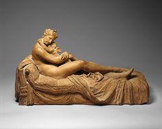 Antonio Canova  (Italian,1757–1822). Venus and Cupid,  1798–99. The Metropolitan Museum of Art, New York. Wrightsman Fund, 1993 (1993.170)