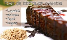 Raw Vegan, Cake Recipes, Sweets, Chocolate, Desserts, Food Cakes, Inspirational, Diet, Fine Dining