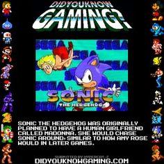 Instead, we got Elise in Sonic '06