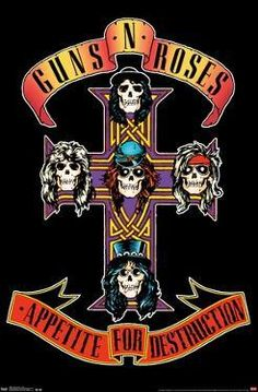 12 Guns N Roses Ideas Guns N Roses Guns And Roses Rock Posters