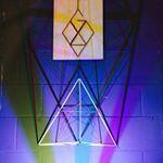 Photo by @lightmygobo   6001 is the new 1060 Harmony Art, Platonic Solid, Lights, Gallery, Instagram, Roof Rack, Lighting, Rope Lighting, Candles