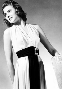 "Ingrid Bergman, ""Intermezzo"" 1939"
