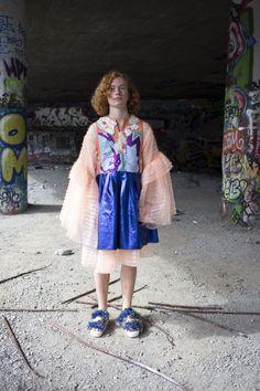 FLESH - Save the World, Vote for the Girl // SS 17 // Photographer : Alf Andreas Grønli Simensen // // MUA + hair : Andrea C. Andersen // Assistant : Vilde Marion Lauritzsen // Model : Ole Flem