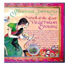 World of the East: Vegetarian Cooking - Madhur Jaffrey