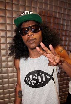 Ab-Soul visits BET's '106 & Park' at BET Studios on August 29, 2012 in New York City. (Photo by Johnny Nunez/WireImage)