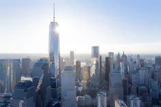 Gallery of One World Trade Center / SOM - 11