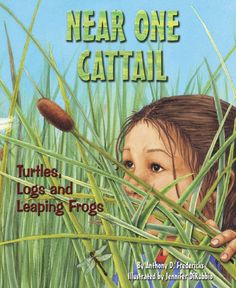 """Teachers! Here's another """"field trips between covers"""" from Tony Fredericks, a funny but very astute professor. Here he visits wetlands inhabited by leaping frogs and zip-zipping dragonflies. Teachers will appreciate the accurate science and great illustrations. Kids will appreciate the humor and cadence of the text, while learning how the wetland creatures interact in their """"community."""""""