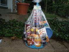 baby shower prizes coed | ... prizes, which were appropriately adult, coed, and barbque themed