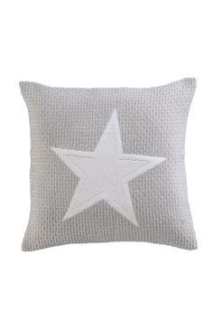 10e, 40x40, Ellos Home Bess-tyynynpäällinen Jakardikuosinen tyynynpäällinen polyesteriä. Hienopesu 40°. Iso tähti. Jakardikuosinen kuvio. 50% polyesteriä ja 50% polypropeenia. Hienopesu 40°.   Tilaa sisätyyny erikseen.<br><br>