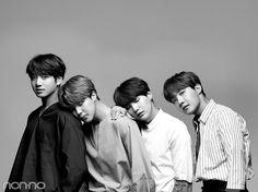 uploaded by @wyd_boi // BTS x Nonno Magazine 2017