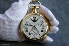 The Henry Graves Jr. Patek Philippe Supercomplication