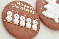 画像 Christmas Cookie Icing, Holiday Cookies, Royal Icing Cookies, Sugar Cookies, Sugar Icing, Easter Season, Cute Cookies, Christmas Cooking, Cookie Designs
