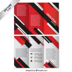 Flyer Template In Polygonal Style  Layout Ii  Source And