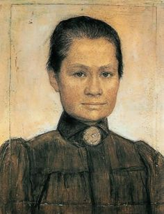 Johanna Gezina van Gogh-Bonger (4 October 1862 – 2 September 1925) was the wife of Theo van Gogh, art dealer, and the sister-in-law of the painter Vincent van Gogh and key player in the growth of Vincent's fame.