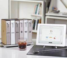 Pernod Ricard Unveils 'Gutenberg Project' Prototype,  At Home Mixology System Utilizing An iPad App