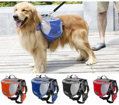 Great savings on this Dog Saddle Backpack with Pawsifty - your source of daily pet deals with free worldwide delivery.    http://www.pawsify.com/product/dog-saddle-backpack/