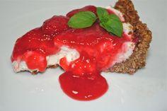 My Raspberry Cheese Pie - Yum