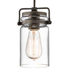 Bloomingdale 1 Light Mini Pendant $59.99