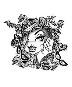 Draculaura Wall Decal by Monster High