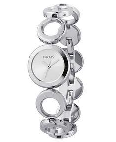 DKNY Watch, Women's Stainless Steel NY-3196 Web ID: 352180