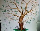 Items similar to Wedding Tree- Awesome Alternative to a Guest Book on Etsy