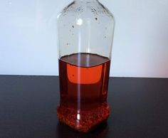 Chilli-Öl von Baerenliebe auf www.rezeptwelt.de, der Thermomix ® Community Thumbnail Image, Popcorn Maker, Lava Lamp, Table Lamp, Bottle, Chili, Food, Kitchens, Thermomix