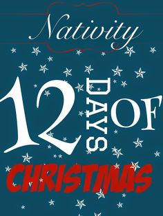 Lou Lou Girls : Nativity 12 Days of Christmas