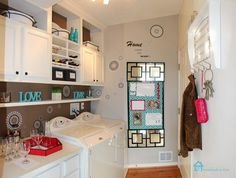 Remodelando la Casa: Bar Area / Laundry Room Final Reveal!