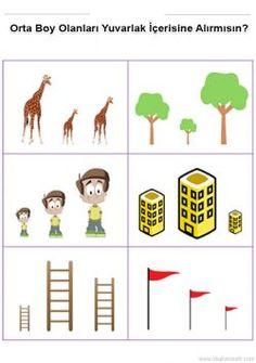 Measurement Worksheets, 1st Grade Worksheets, Kindergarten Math Worksheets, Worksheets For Kids, Preschool Activities, Body Preschool, Preschool Writing, Preschool Learning, Sudoku