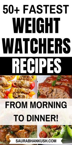 50 Weight Watchers Recipes With Smartpoints. Listing Weight Watchers Recipes with Points having weight watchers Breakfast, weight watchers Lunch, weight watchers Snacks to weight watchers Dinner & wei Weight Watchers Snacks, Weight Watchers Casserole, Weight Watchers Meal Plans, Weight Watchers Breakfast, Weight Watcher Dinners, Weight Watchers Chicken, Weight Watchers Points List, Ww Recipes, Healthy Recipes