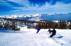 best views in the world while skiing