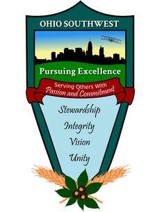 Logo design for GFS Marketplace - Ohio South West (www.gfsmarketplace.com). Design by BR Graphic Design LLC (www.brgdonline.com).