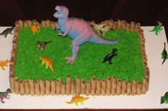 Sweets, Cake Ideas, Dinosaurs