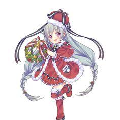 灰迷姫 アリス・ゼロリアの画像 Xmas Theme, Hatsune Miku, Costume Design, Chibi, Anime, Character Design, Geek Stuff, Princess Zelda, Kawaii