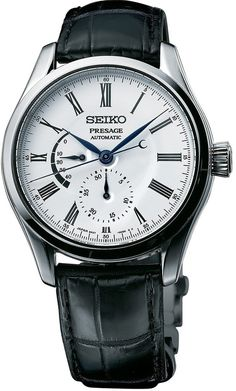 Seiko Watch Presage #add-content #basel-17 #bezel-fixed #bracelet-strap-crocodile #brand-seiko-presage #case-material-steel #case-width-40-5mm #date-yes #delivery-timescale-call-us #dial-colour-white #gender-mens #luxury #movement-automatic #new-product-yes #official-stockist-for-seiko-presage-watches #packaging-seiko-presage-watch-packaging #power-reserve-yes #style-dress #subcat-seiko-presage #supplier-model-no-spb045j1 #warranty-seiko-presage-official-2-year-guarantee…