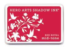 Hero Arts Red Royal Shadow Ink by a2zscrapbooking on Etsy, $6.95