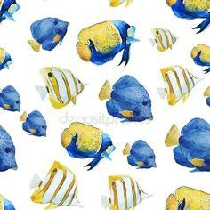 Stáhnout - Pěkné ryby — Stocková ilustrace #67434517