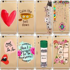 Love Coffee TPU Soft Coque For iPhone 5 5s 6 6s Se Case 6s Plus Translucent slim Back Cover Bags Cute Cat Woman Gift