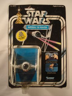 Kenner Star Wars Die Cast Imperial Tie Fighter