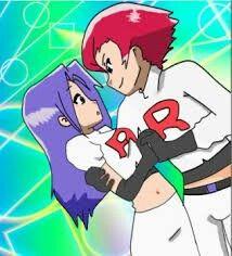 Rocketshipping Genderbend Jesse X Jacquelyn Jessie Team Rocket Team Rocket Pokemon Memes