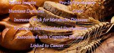 Limit bread in your diet
