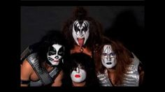 KISS FOREVER & JOHNNY CASH BAND  @ WERKSTATT RANKWEIL Johnny Cash, Kiss, Halloween Face Makeup, Band, Youtube, Workshop, Sash, Bands, Youtubers