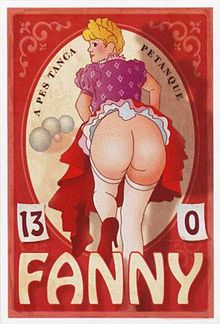 Embrasser Fanny, on vous explique (le vendredi c'est permis), si vous venez du norRRRd
