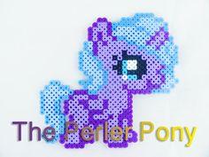 Mein kleines Pony dumme Filly Perler Ponys: Jahreszeit eine Version Prinzessin Luna
