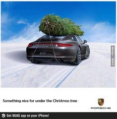 Great idea, Porsche!