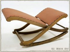 The Interior Shop|Shop|Möbel & Wohnen|Designklassiker| Art Deco| Fußhocker Schemel Schaukelstuhl *Art Deco*Bauhaus* 45/9,9