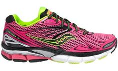 Saucony  Women's Hurricane 15. Support and stability for bootcamp type workouts.