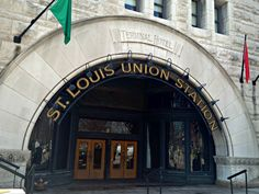 Review of St. Louis Union Station - a Double Tree Hotel...love that this tourist wrote such a great review on this historic hotel!