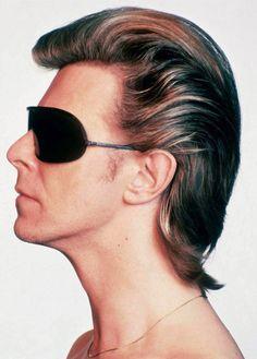 David Bowie photographed by Denis O'Regan