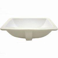 Undermount Bathroom Sink 21-5/8 x 15-3/4 x 8-1/4